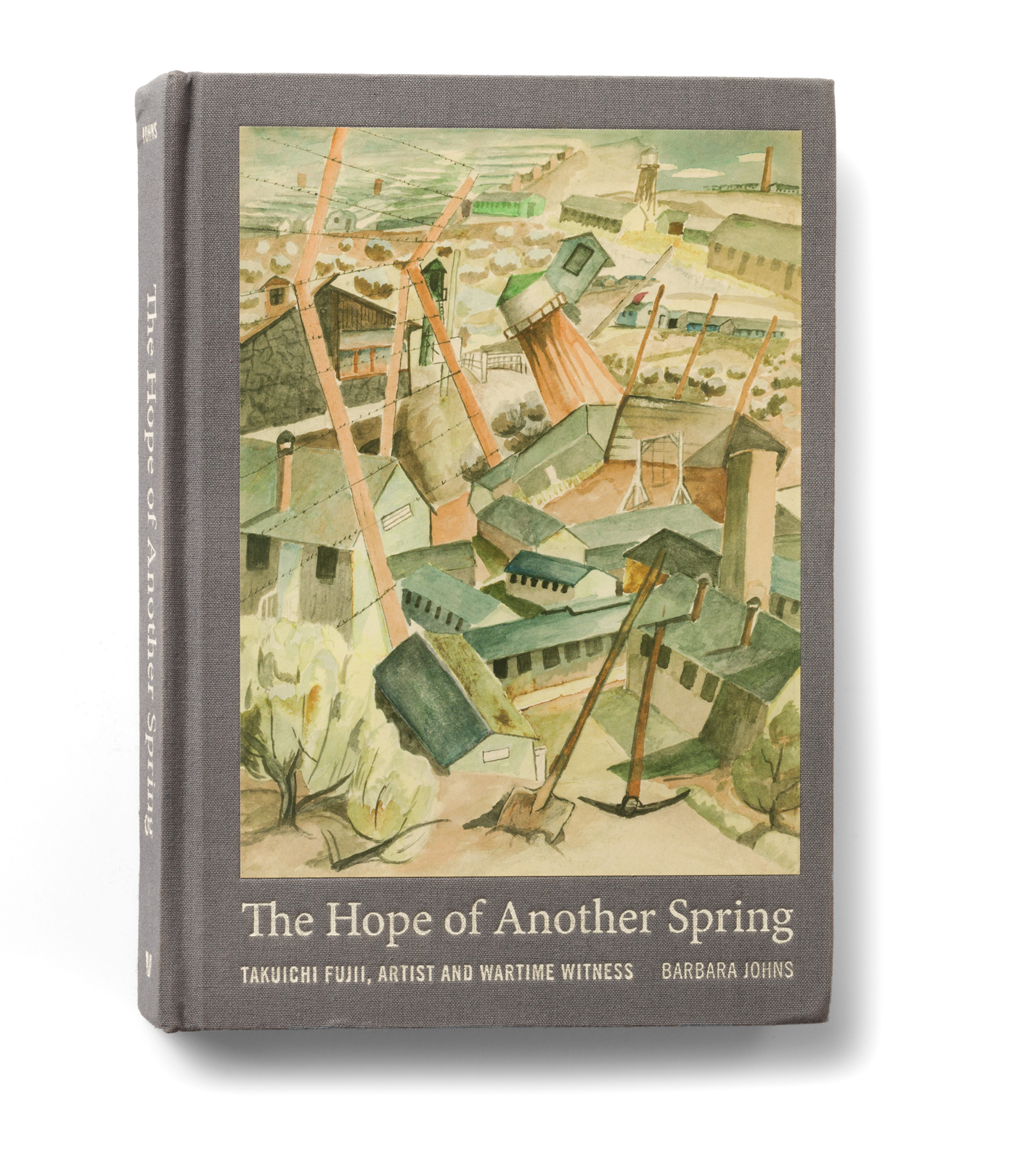 The Hope of Another Spring: The Painted Diary of Takuichi Fujii