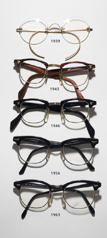 Malcolm X,  1992 [eyeglasses]