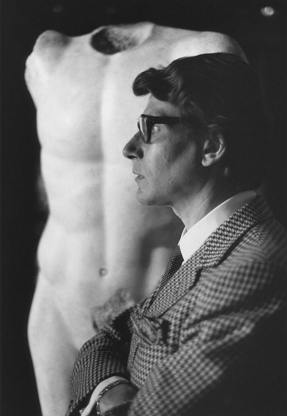 Yves Saint Laurent,  1983