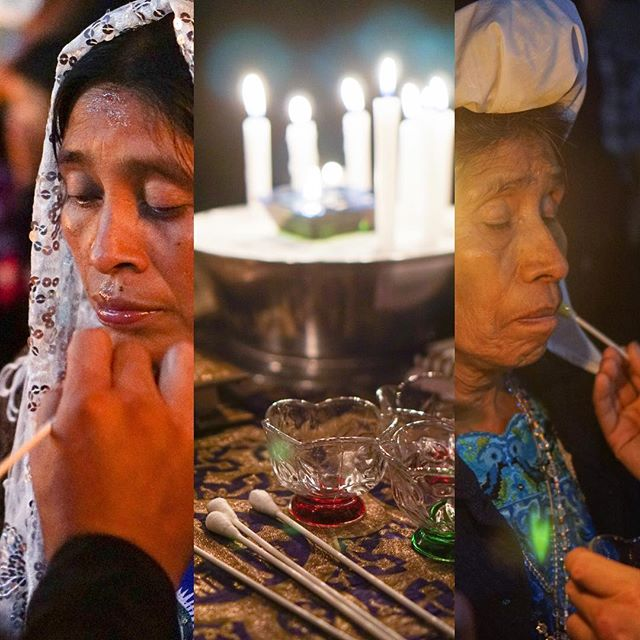 Holy Unction in Guatemala -April 2018 #Orthodox #Orthopost