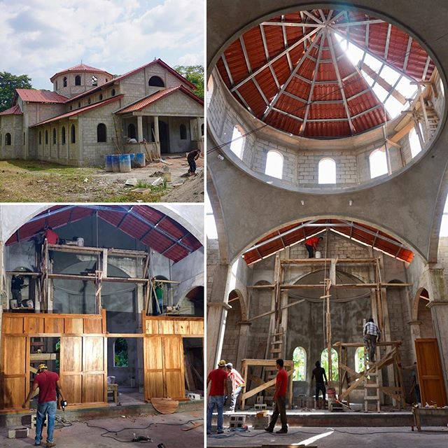 """New church under construction in Ixcán, Guatemala! You can help complete this church by donating to the building fund... To donate, use the following link and make sure to write """"Church Building in Ixcán"""" in the section that says """"Instructions/Special Pro"""