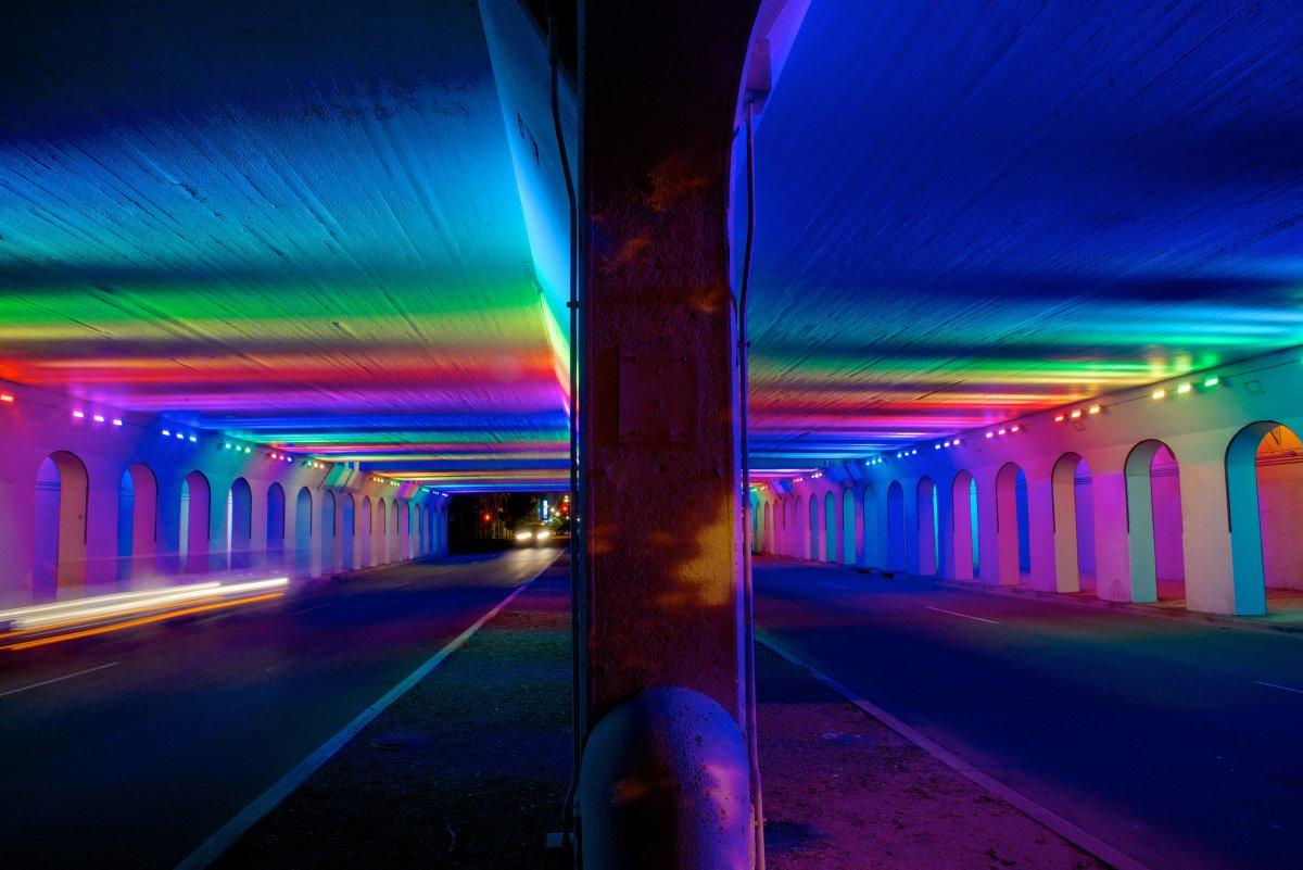 'Light Rails'- 2013