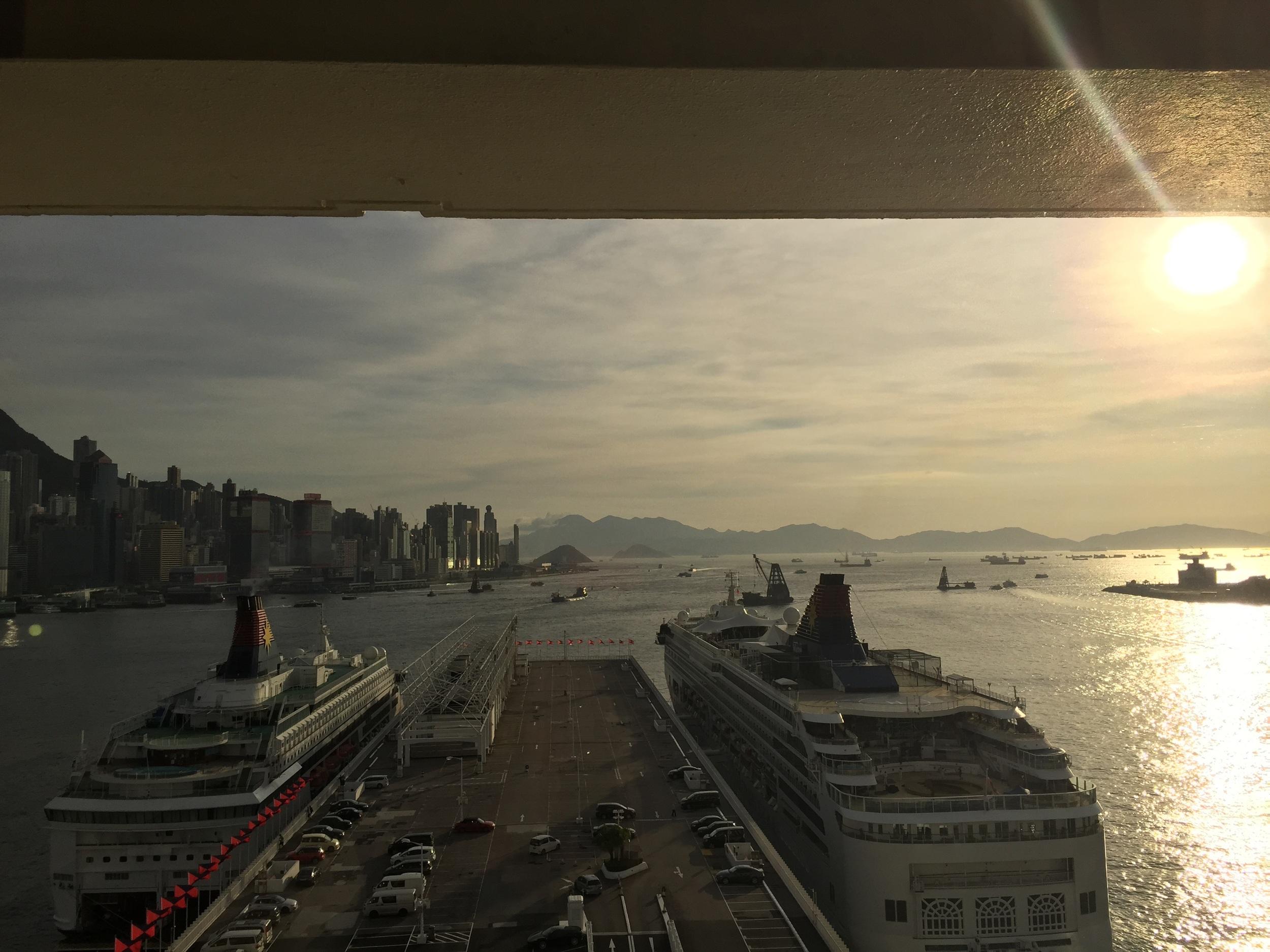 Harbour City, Hong Kong.