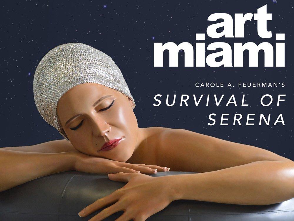 ART MIAMI 2017 - Presented by Markowicz Fine ArtThe Art Miami PavilionOne Miami Herald Plaza @ NE 14TH STREETDowntown MiamiDecember 5 - 10, 2017