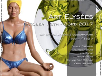 ART ELYSÉES - Presented by Bel Air Fine ArtPavilions, avenue des Champs-Élysées, Paris 8e, from place Clemenceau to place de la ConcordeOct 19 - Oct 23
