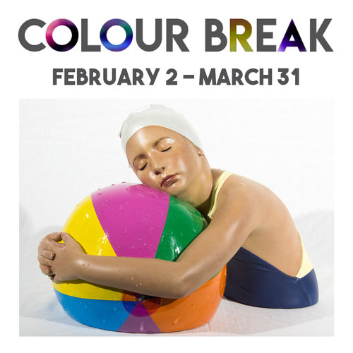Colour Break - Carole Feuerman's works are exhibited in Oeno Gallery's annual show Colour Break. This group exhibition includes sculptures and paintings of artist's works from the America and Canada.Saturday, February 2, 2019 until Sunday, March 31, 2019Oeno Gallery2274 County Road 1Bloomfield, Prince Edward CountyOntario, K0K 1G0 Canadawww.oenogallery.com