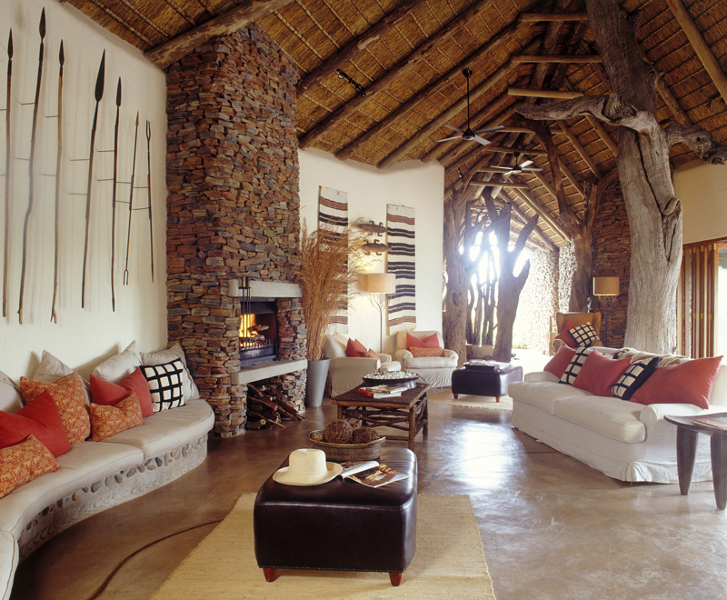 Main Lodge at Makanyane