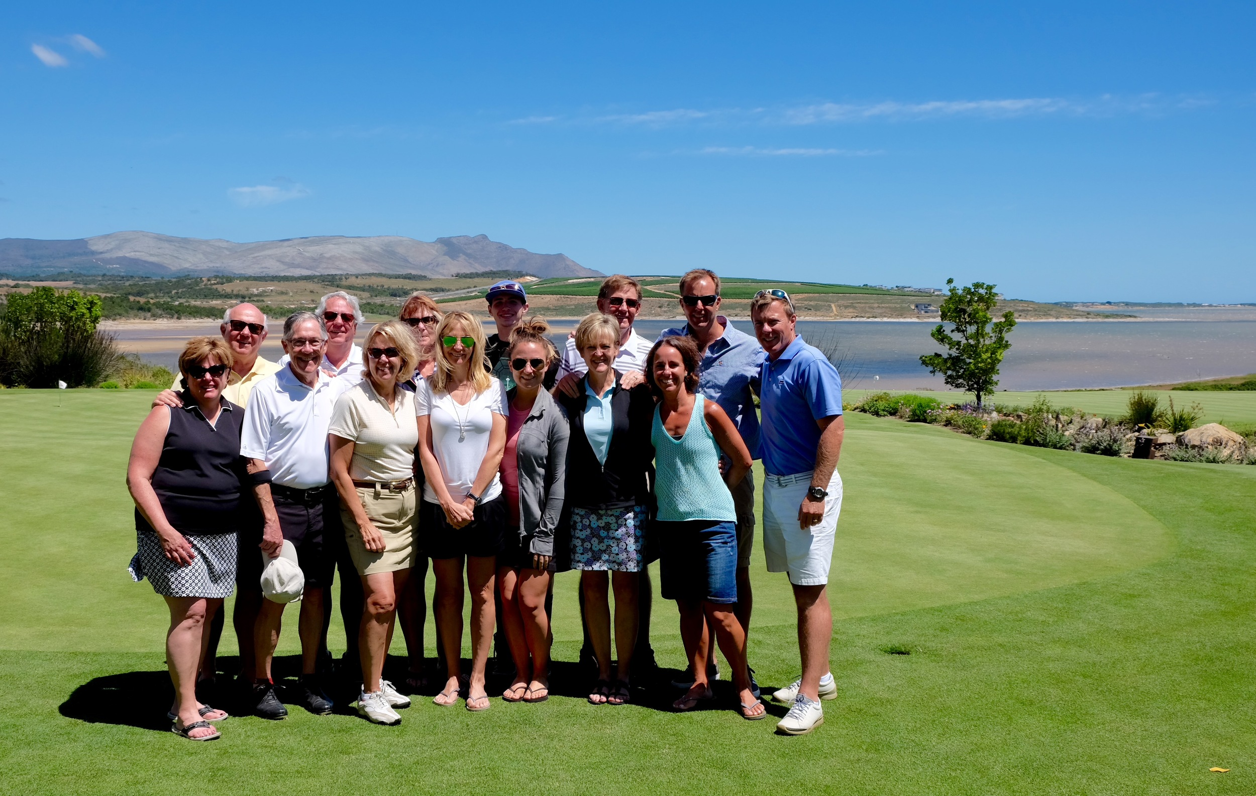 Our Group at Arabella Golf Club