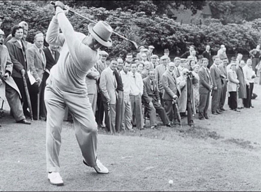 sam snead — Golf Blogs   Andrew Rice Golf