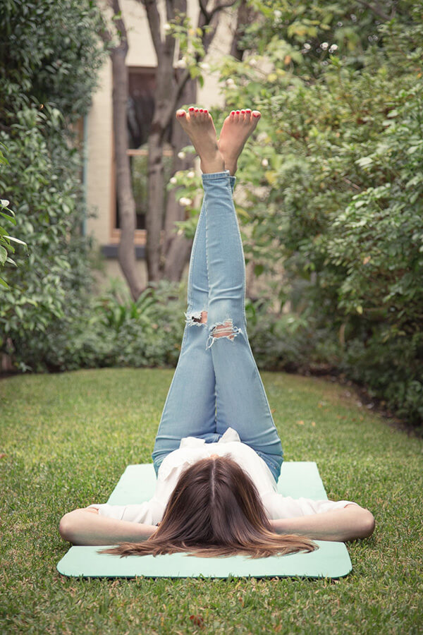Tina Bruce -  Restore A Yoga Mum