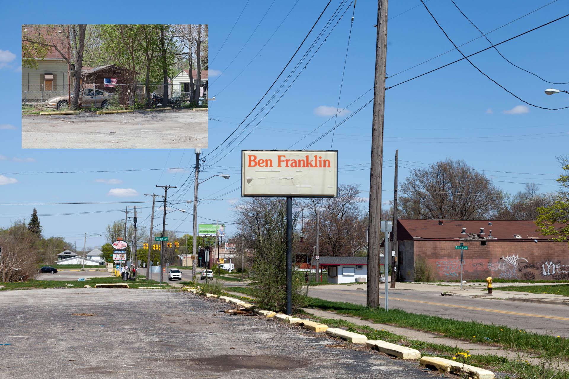 2804 N Franklin Ave, Ben Franklin