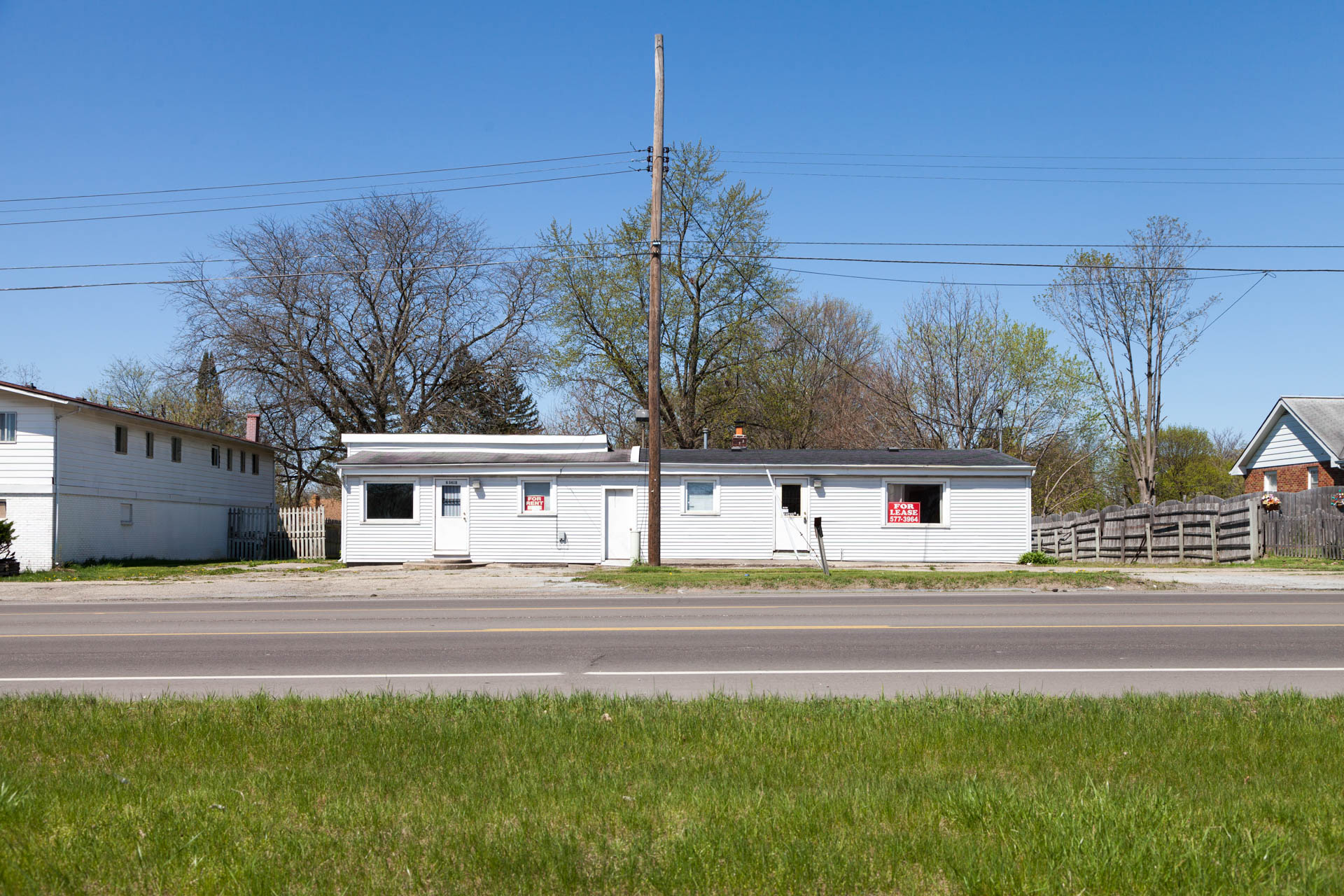 3410 Fenton Rd., FOR LEASE