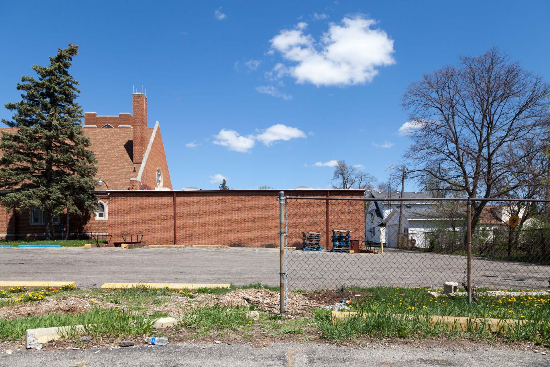 3020 Dupont St.,Saint Mark Missionary Baptist Church