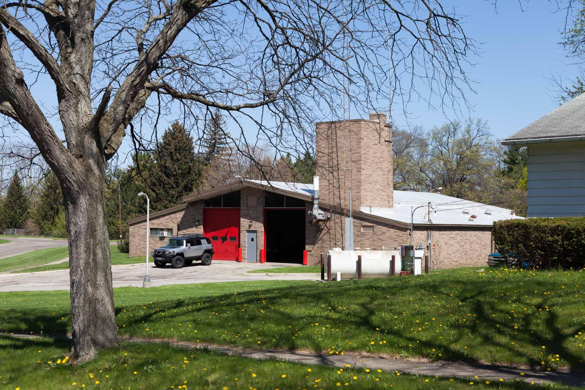 202 E Atherton Rd.,Fire Station #8