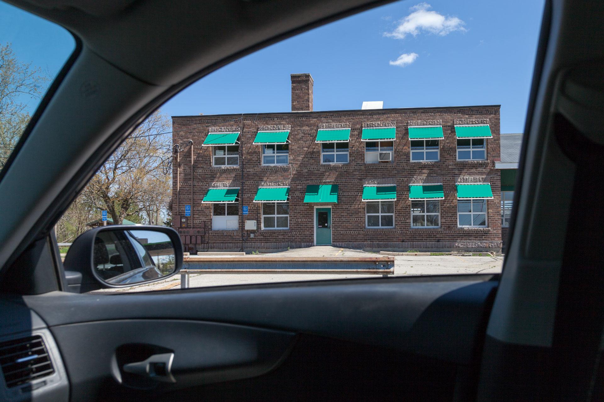 420 E Boulevard Dr., Old Flint Farmers Market