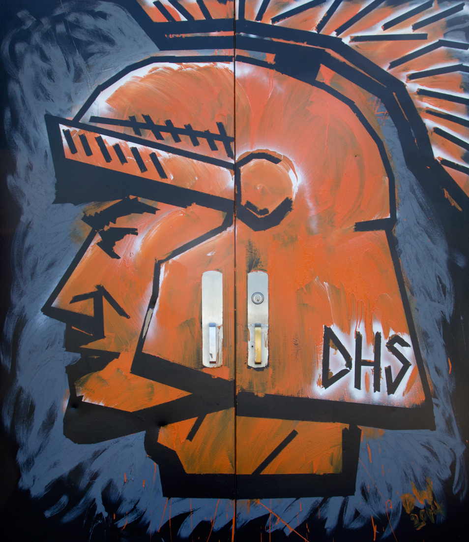 OKC Doughlass High School Trojan