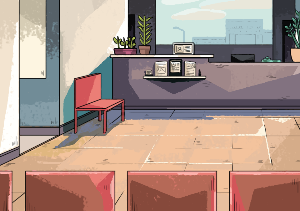 Background 4: Waiting Room