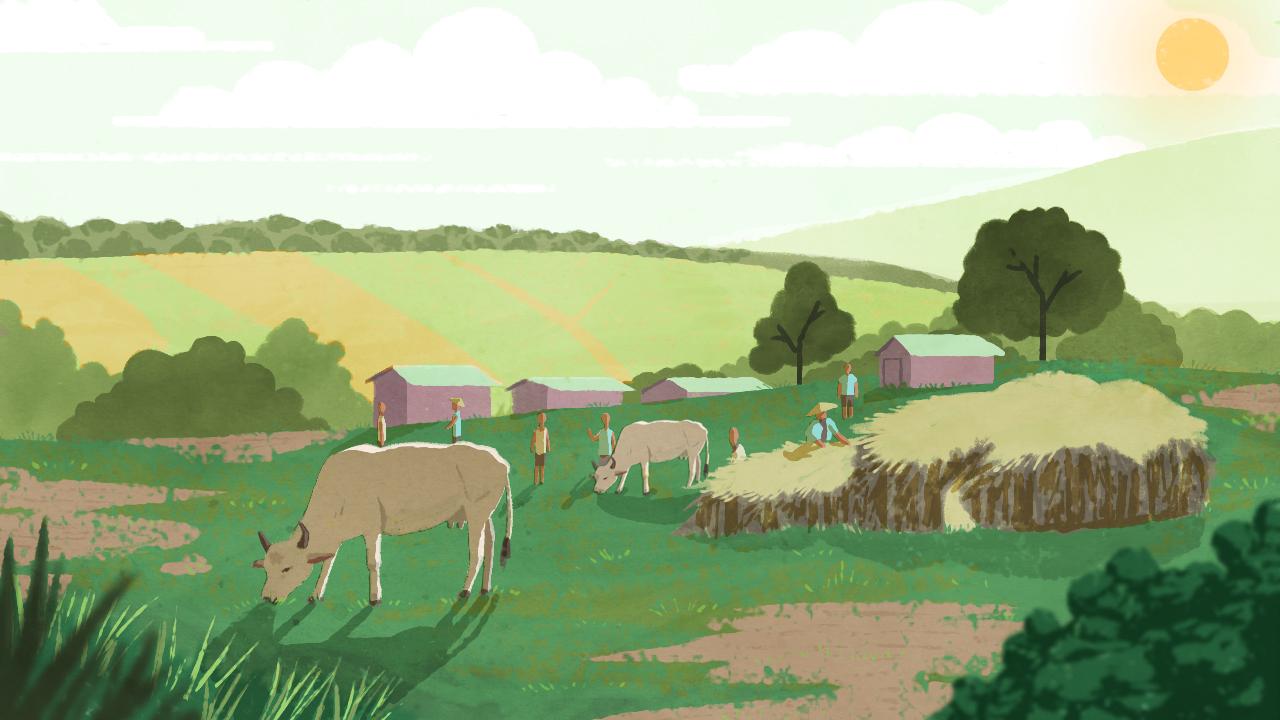 Background 3: Village