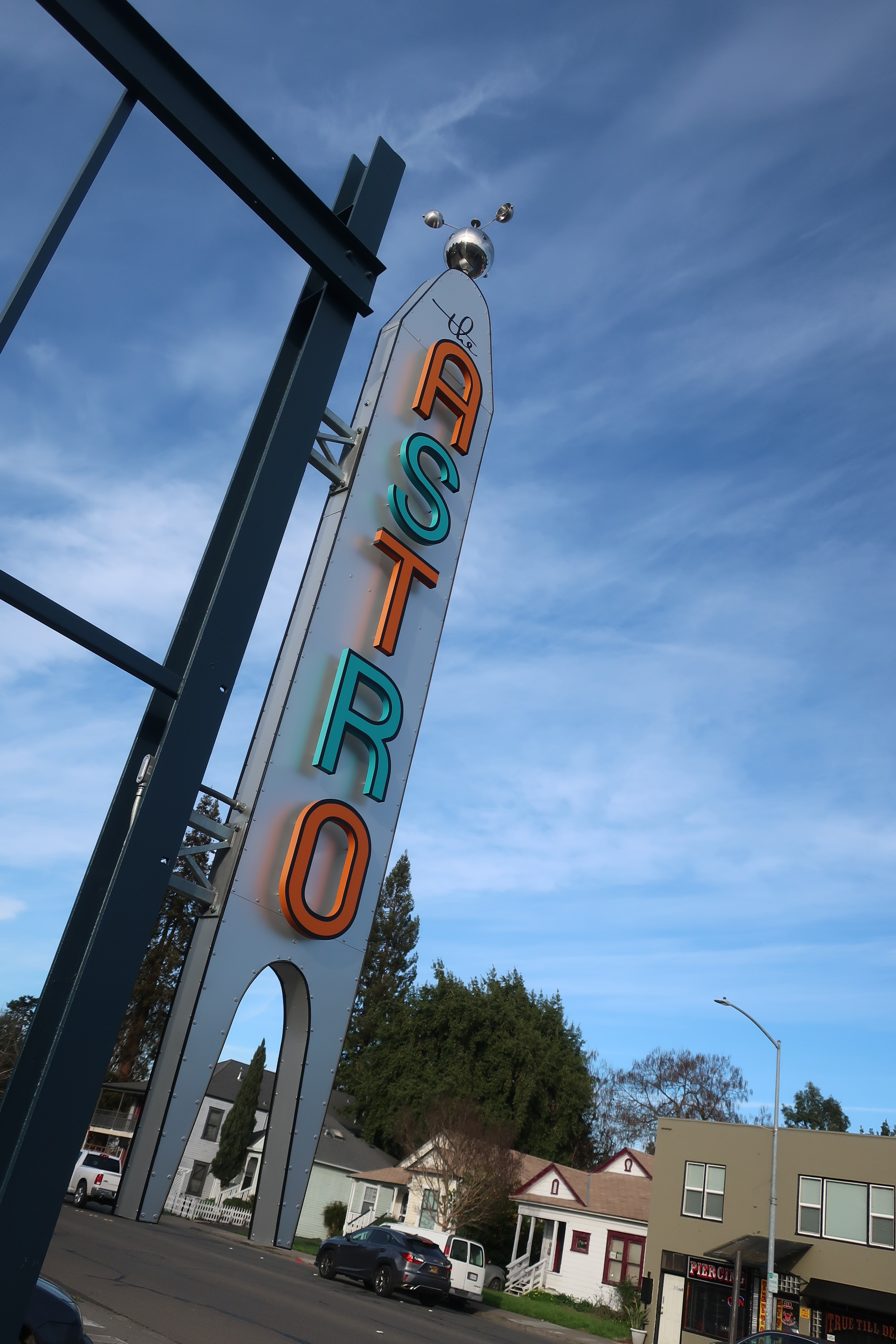 Staycation in Santa Rosa at the Astro Motel