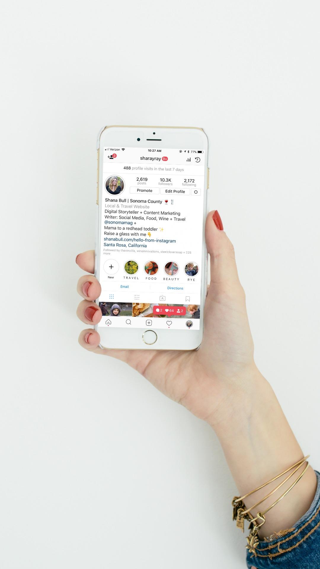 Instagram Marketing with Followers