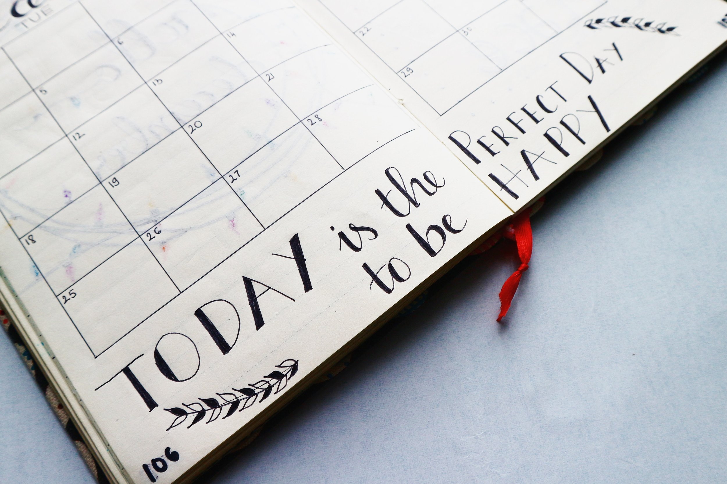 Spending one hour a week scheduling content makes sure your goals are being met when it comes to social media marketing