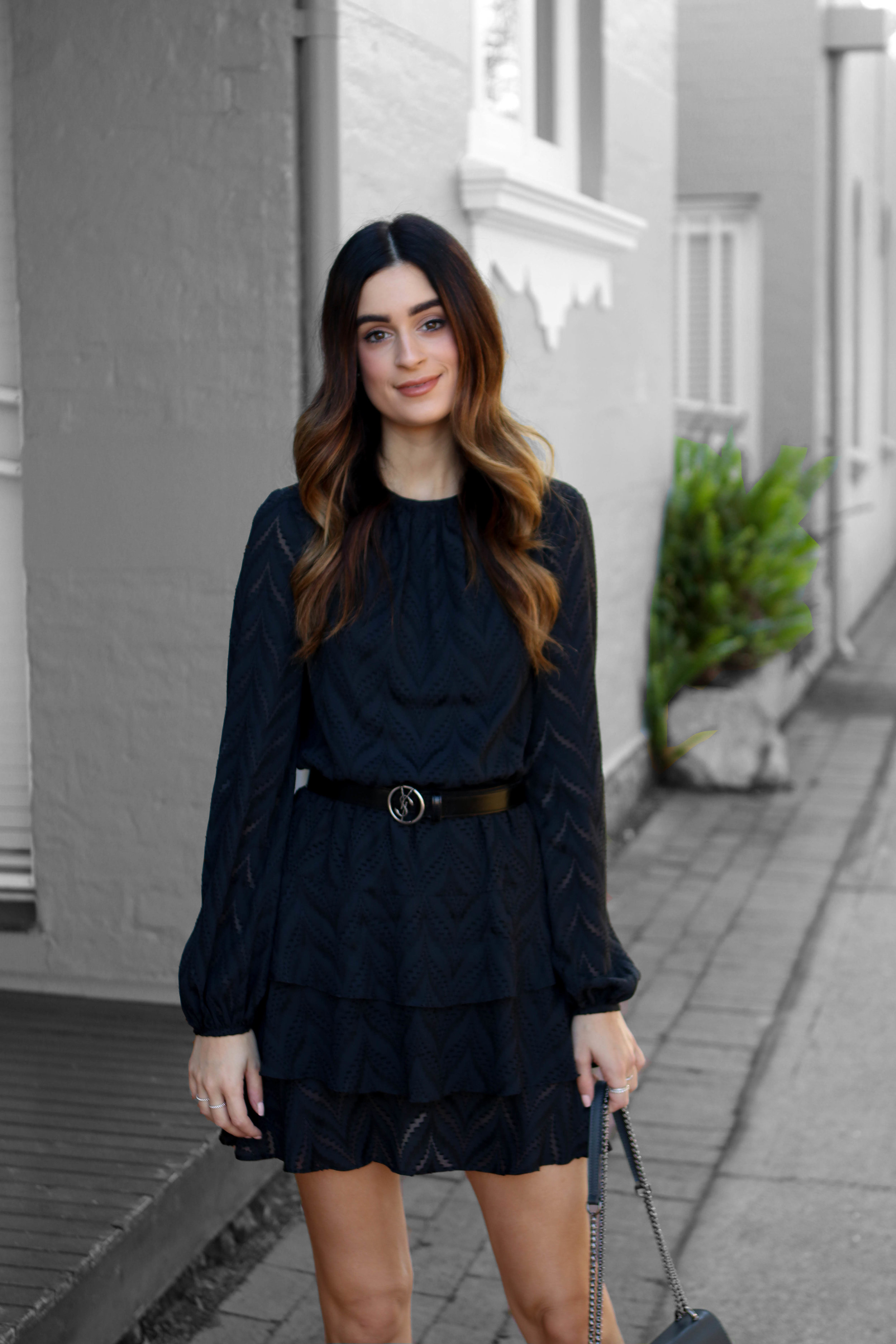 lace up boots and dress