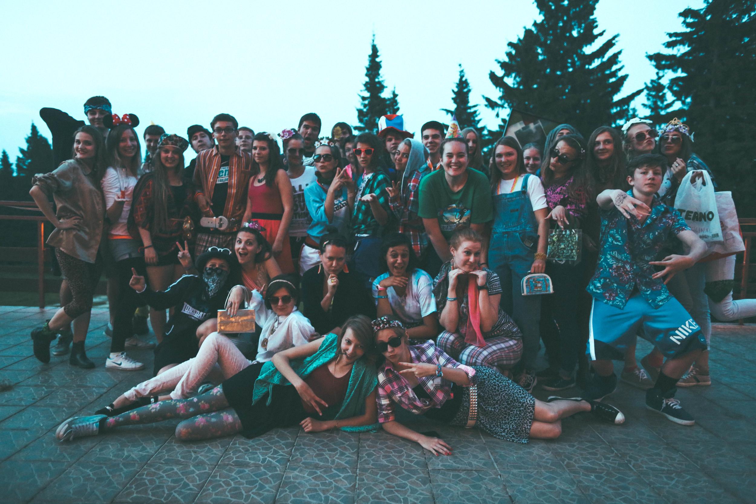 English Camp in Slovakia...weird and wacky
