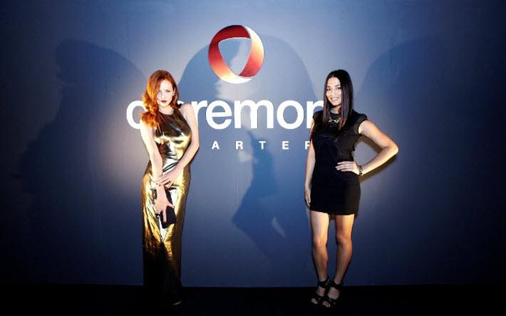 Tiah Echardt and Jessica Gomes