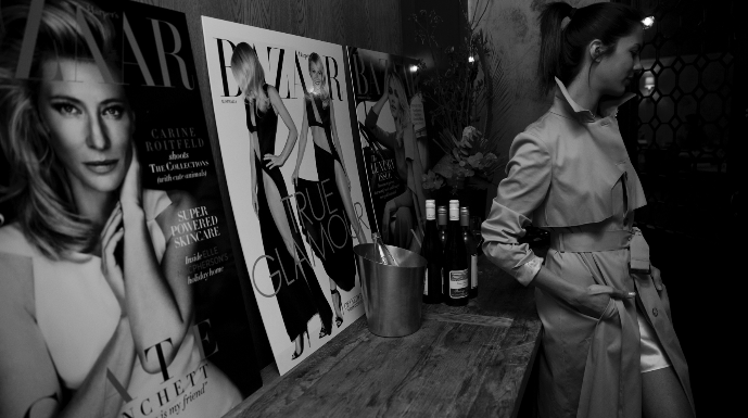 Harper's Bazaar is the national magazine partner forFashion Film Festival (www.fashionfilmfestival.com.au)