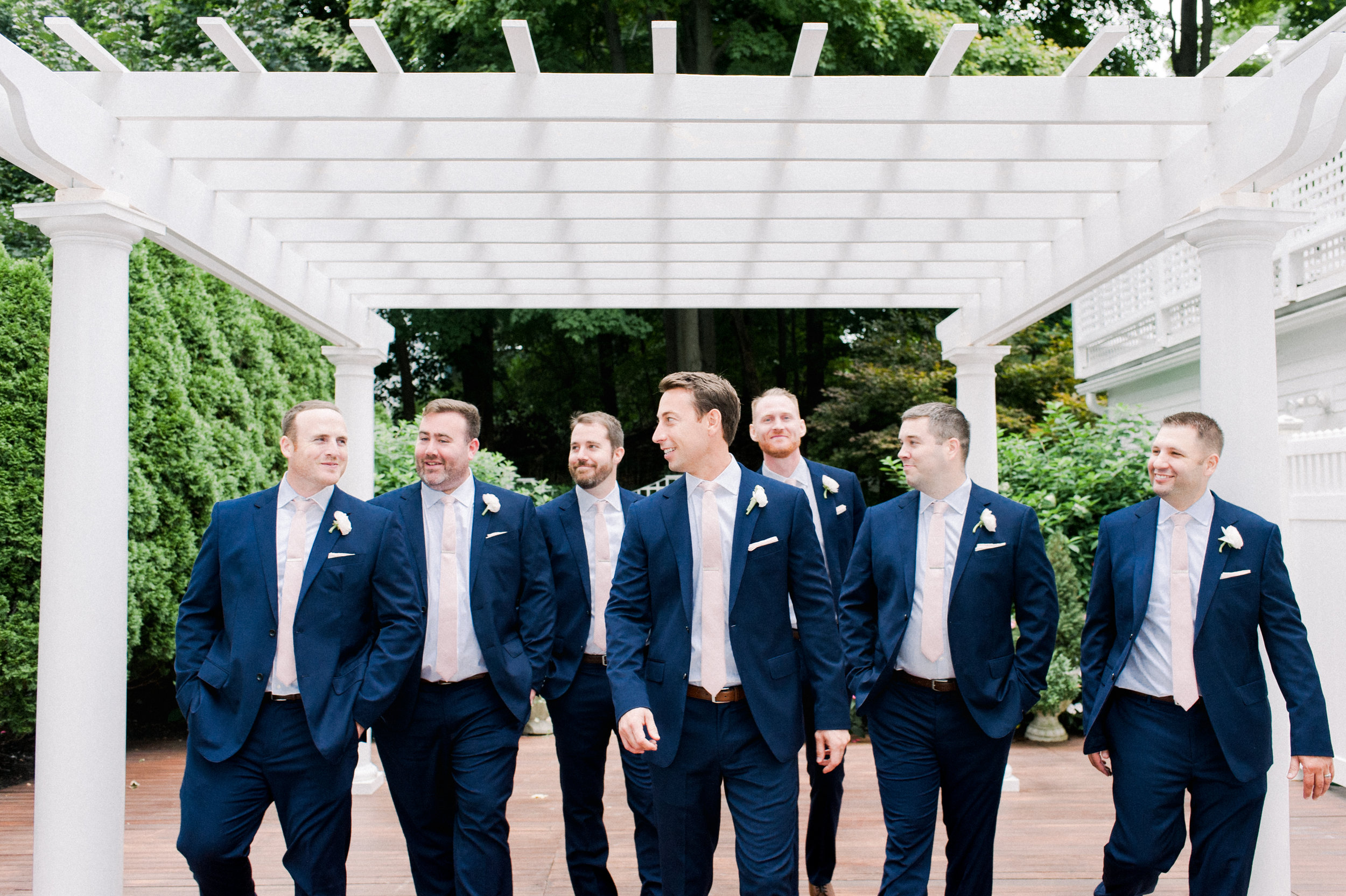 The Commons 1854 Topsfield MA wedding | Massachusetts wedding venue | Massachusetts wedding photos | North Shore MA Wedding photos | groomsmen photos | groomsmen portraits