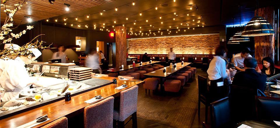 Blue Ribbon Sushi Izakaya Dining Room
