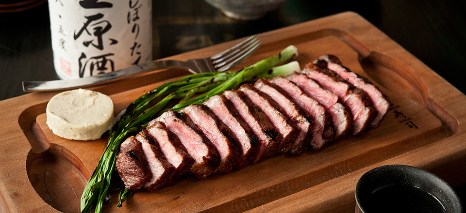 Grilled NY Strip