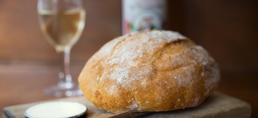 Housemade bread