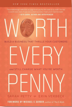 featured in NY Times Bestseller: Worth Every Penny by Sarah Petty + Erin Verbeck -