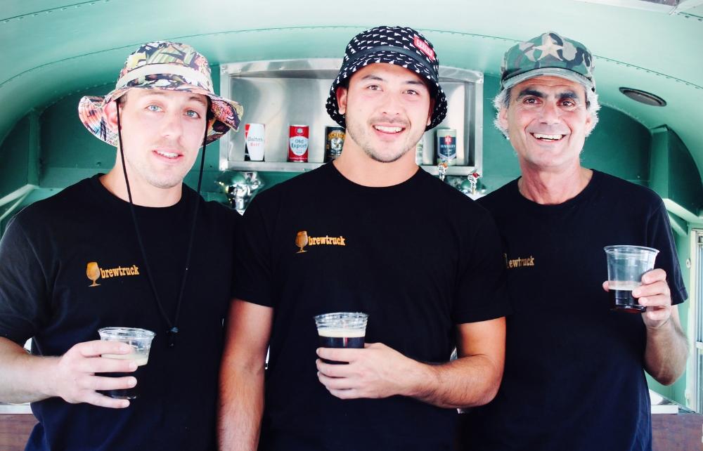 ©tigerrulezzz photography Arslen, Shelby & Craig of the brewtruck