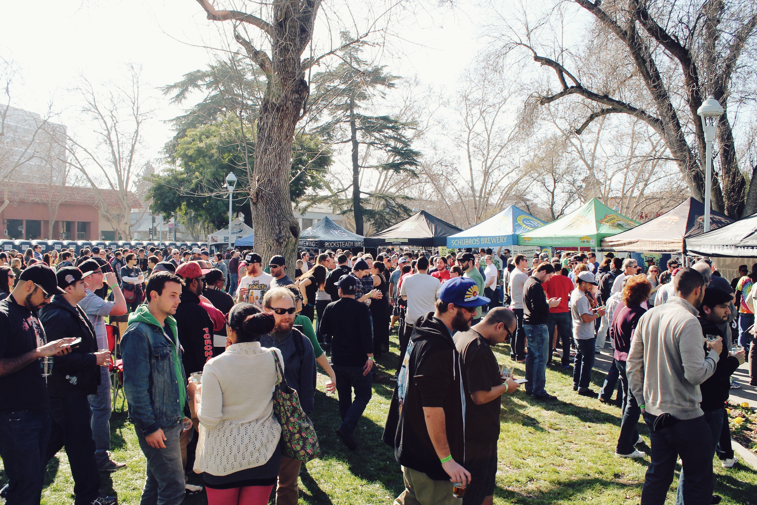 Saturday, January 24, 2015 Winter Brew's Festival in Concord, CA