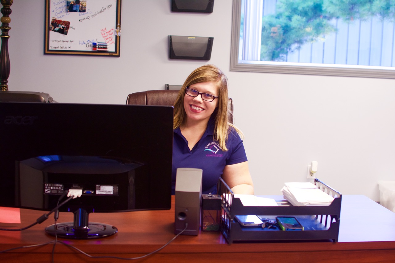 Alyssa is our Office Manager. She does a great job juggling scheduling, arranging for estimates, and making sure we take the best care of our customers.