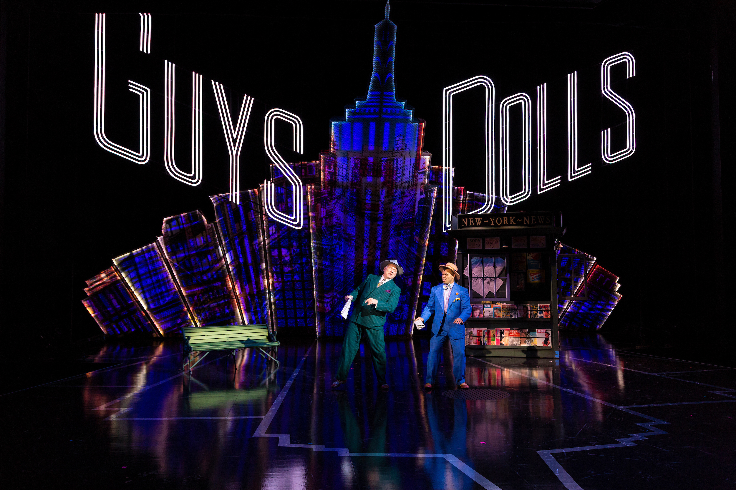 Guys & Dolls, Guthrie Theater 2019