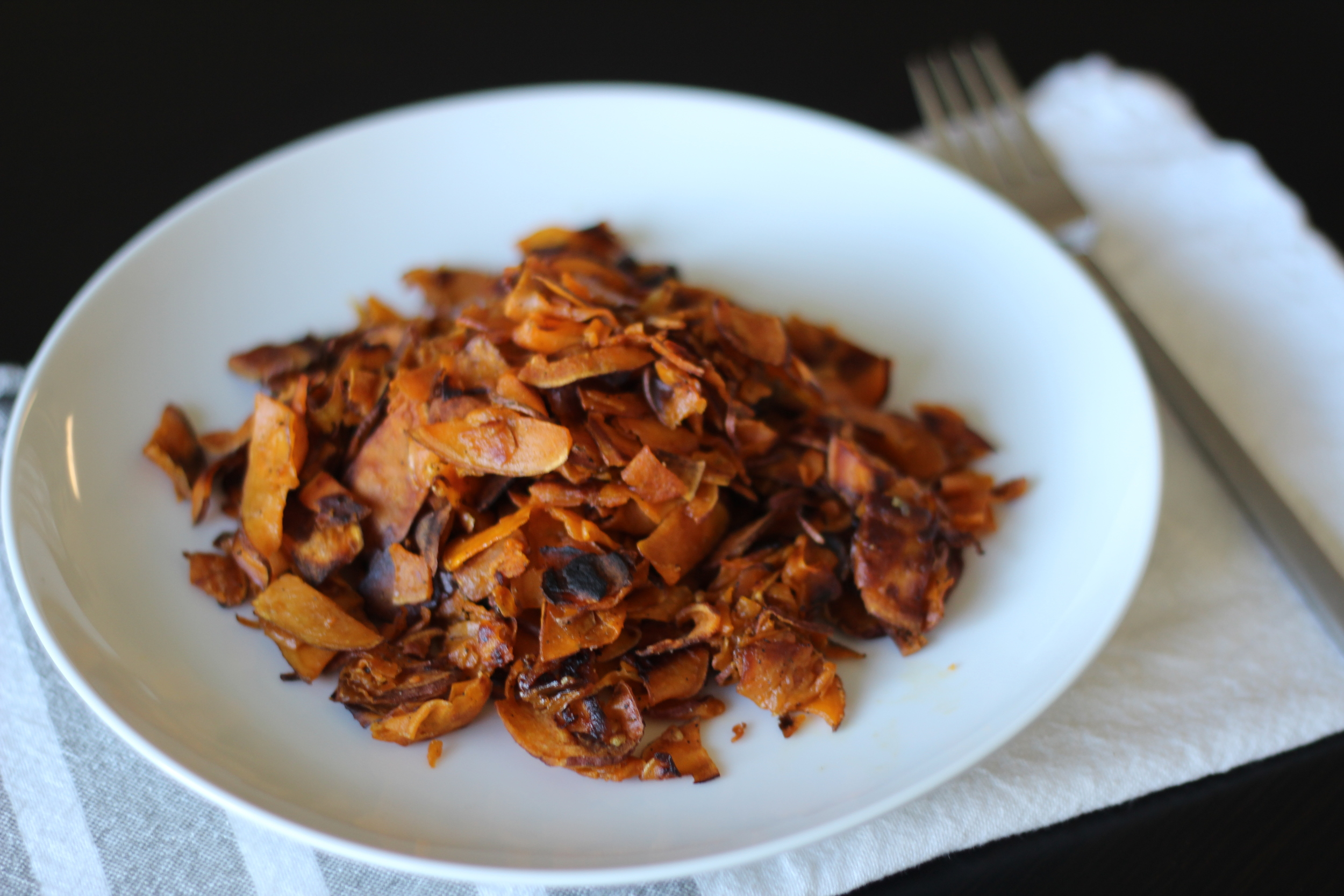 Paleo Sweet Potato Hash Browns--Freckled Italian