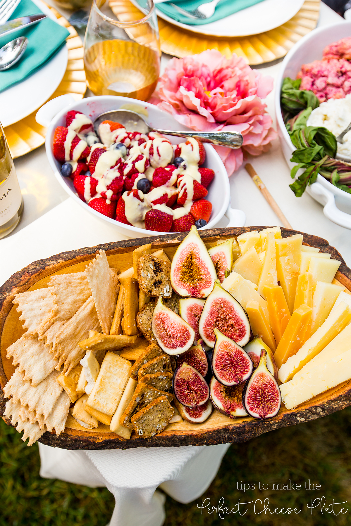 Tips for Making the Perfect Cheese Platter | Freckled Italian