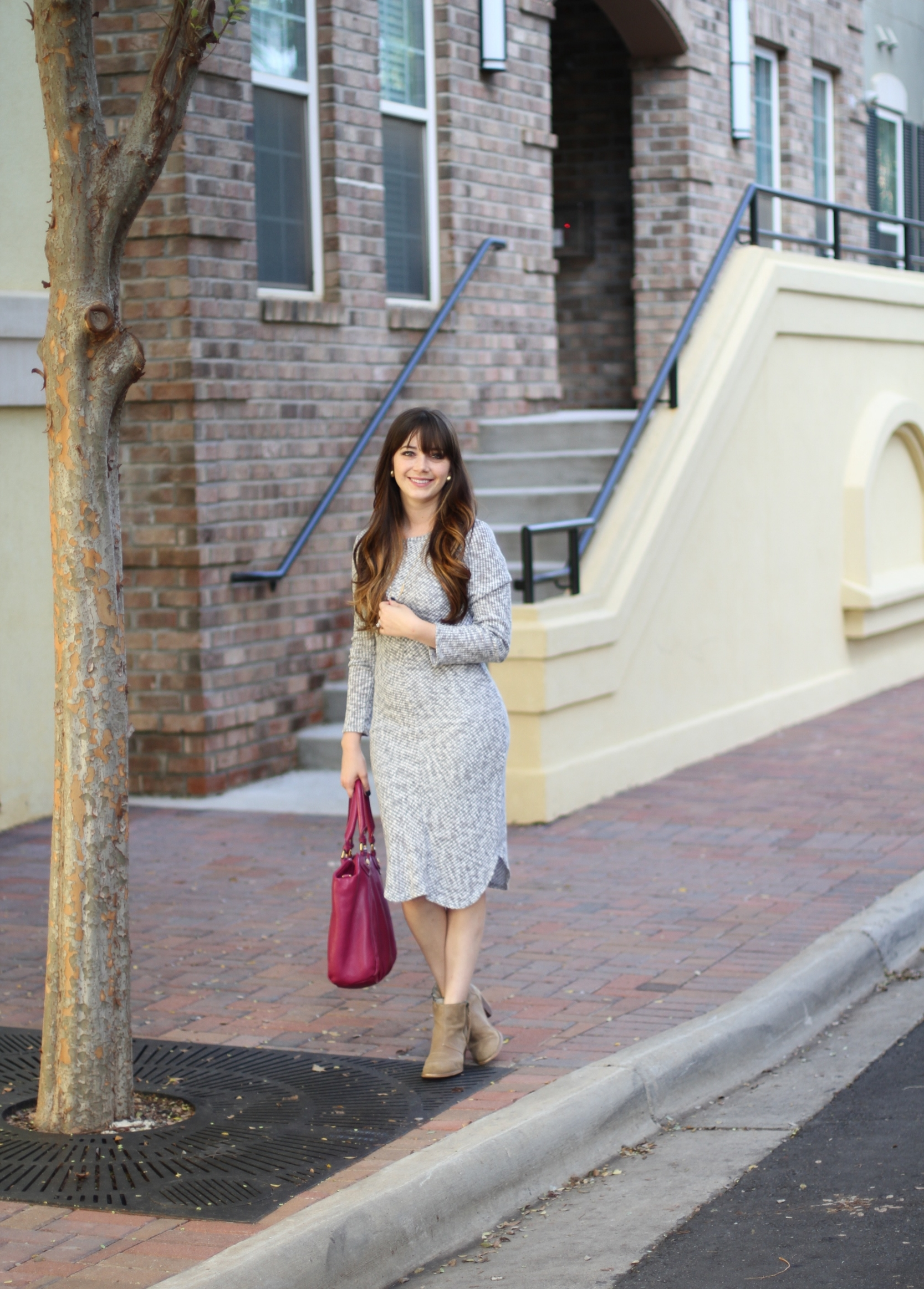 The Ultimate Sweater Dress | Freckled Italian