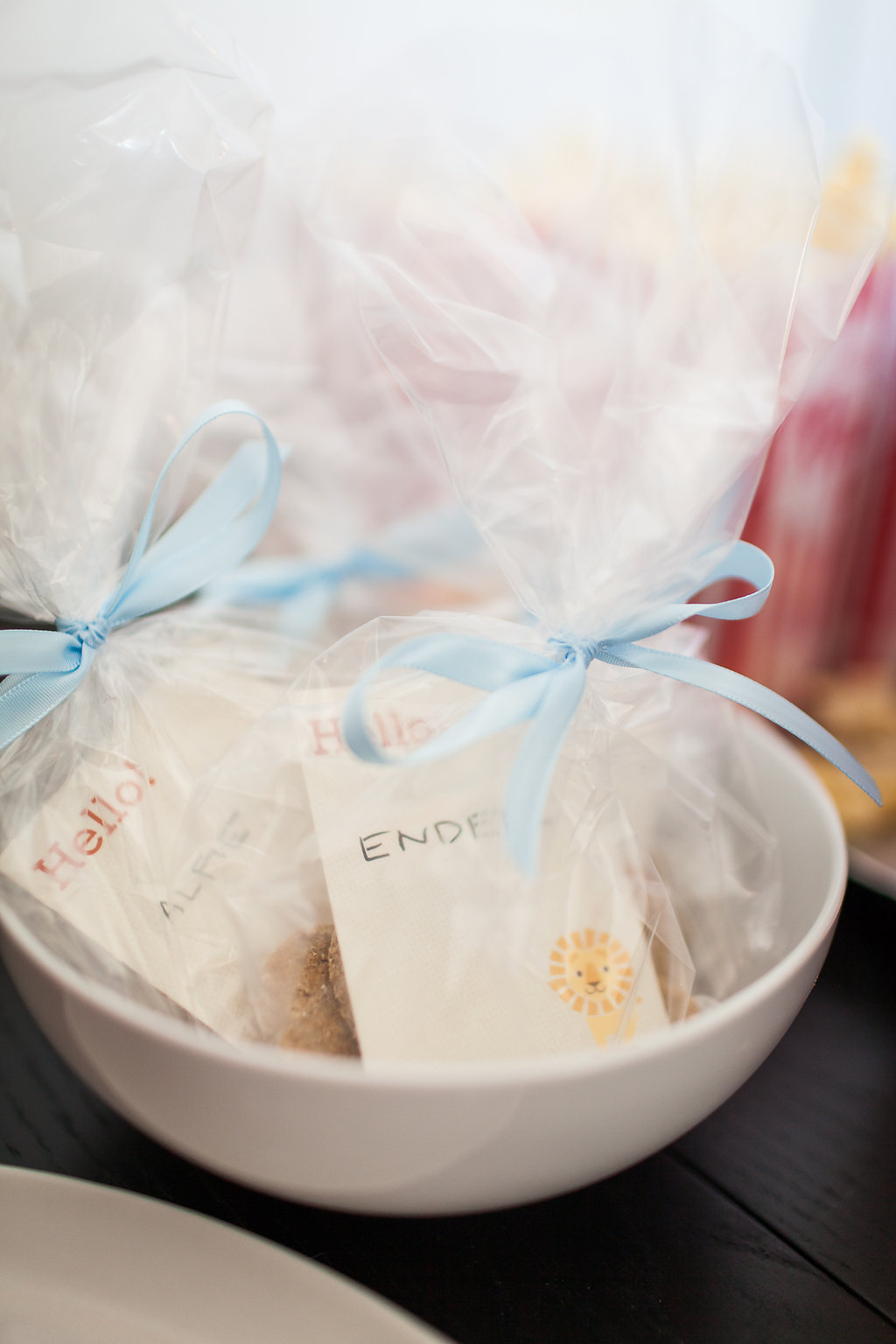 Puppy Party Favors | Freckled Italian