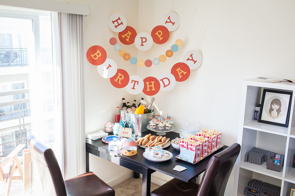 Circus-Themed Birthday Party | Freckled Italian