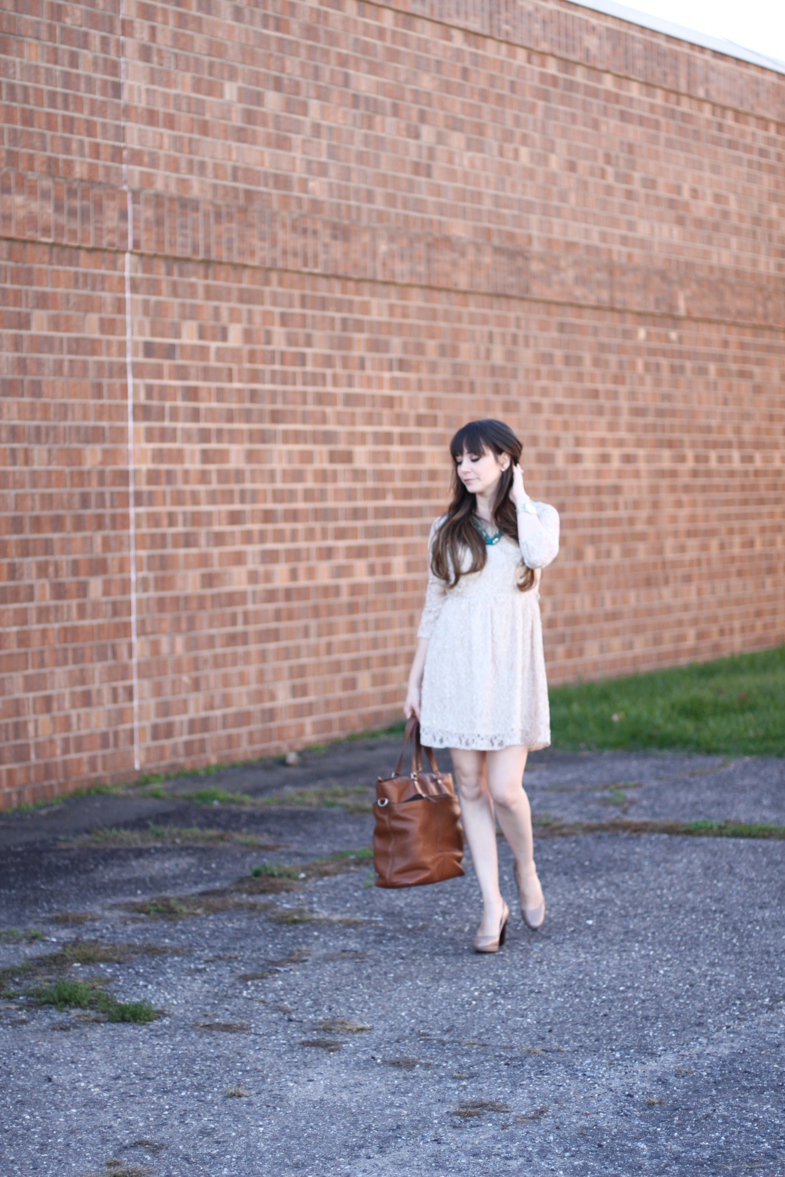 Turquoise + Lace | Freckled Italian