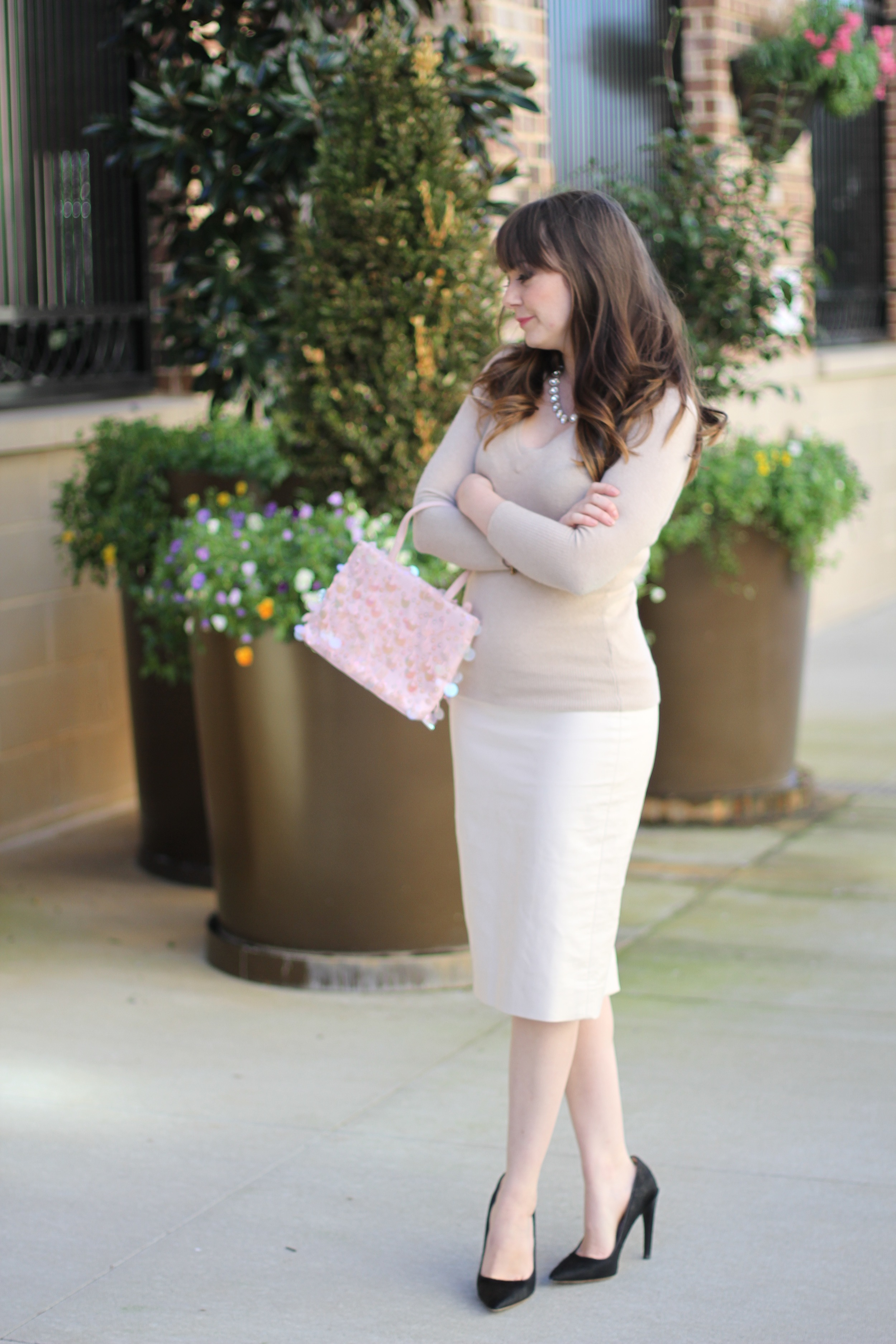 Business Casual | Freckled Italian