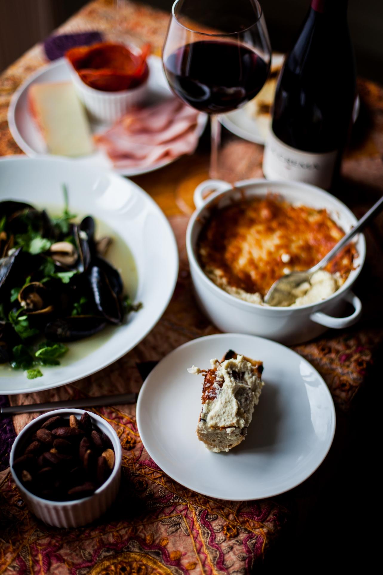 Tapas Dinner | Freckled Italian