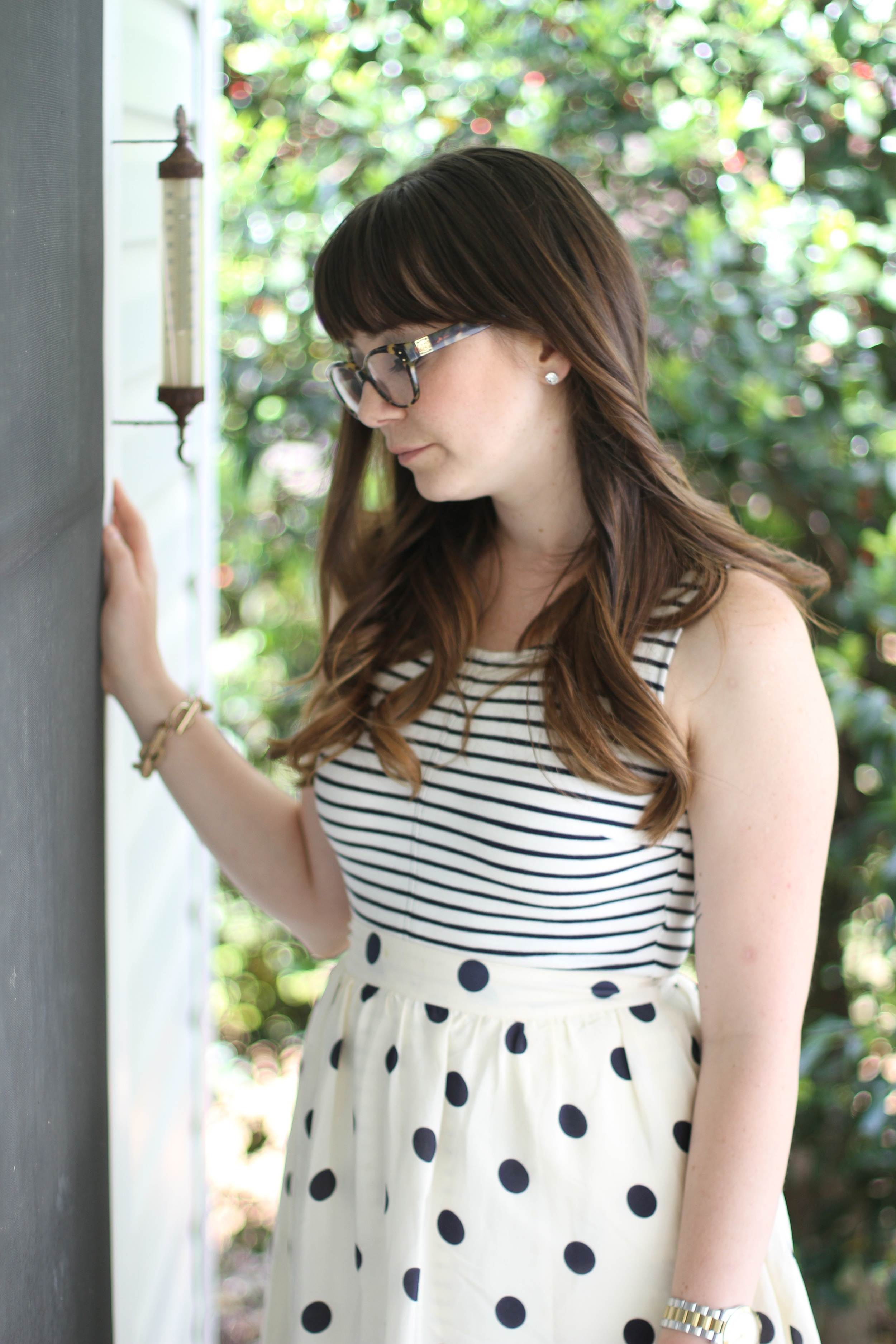 Pattern Mixing | Freckled Italian