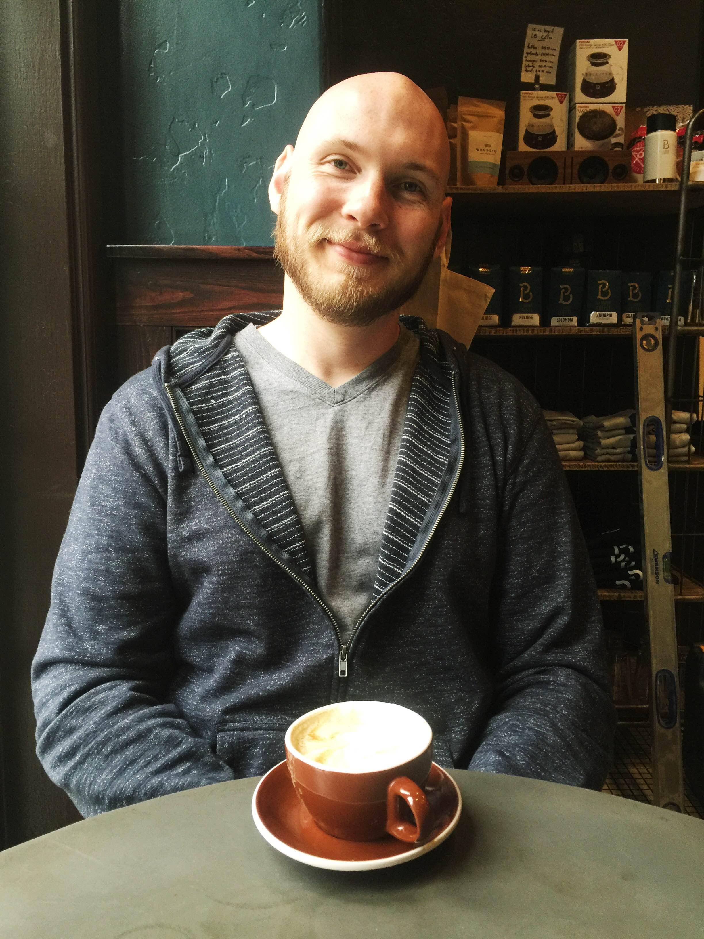 La Barba Coffee in SLC   Freckled Italian