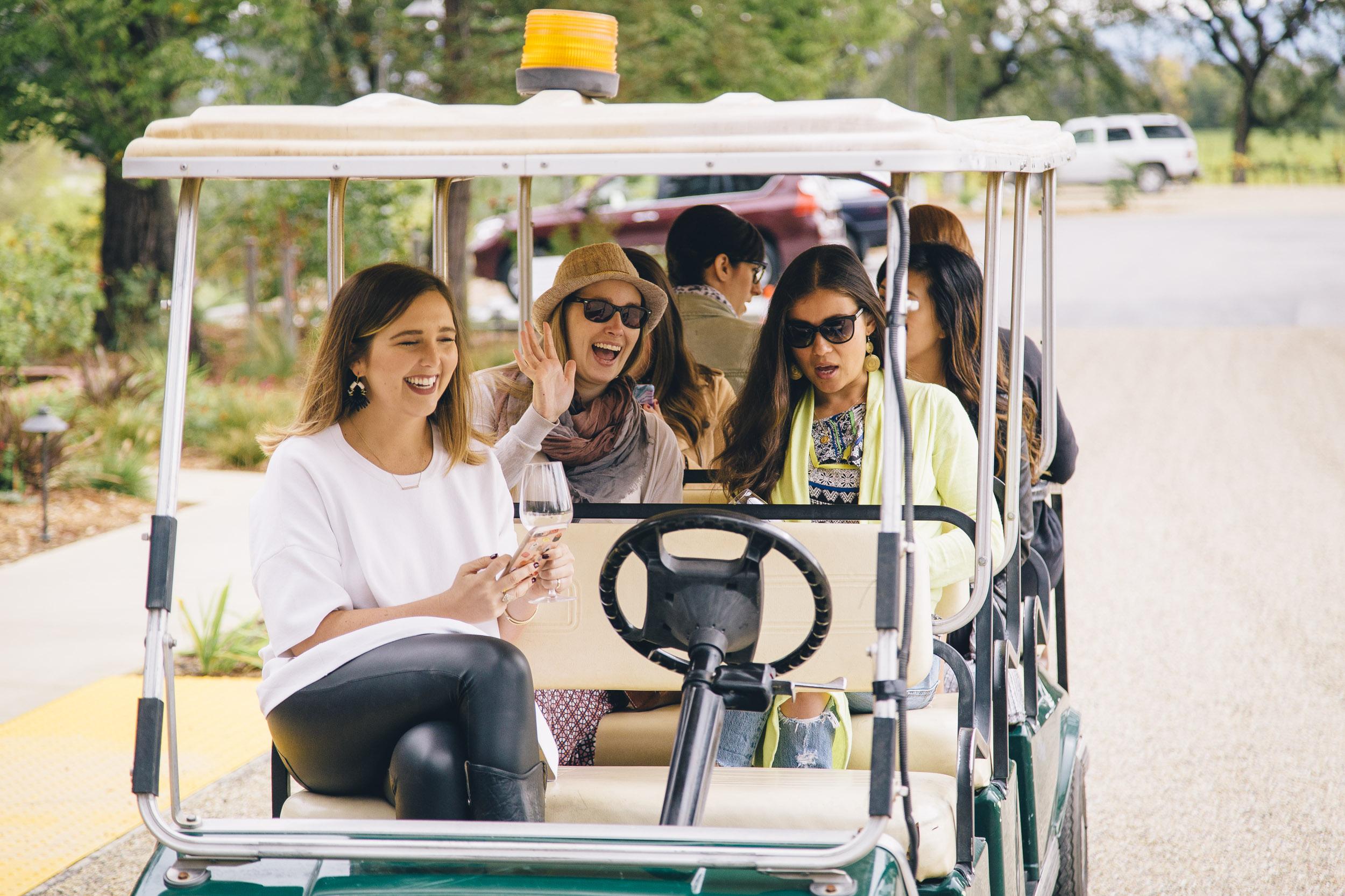 Vineyard Tour at the La Crema Estate | Freckled Italian