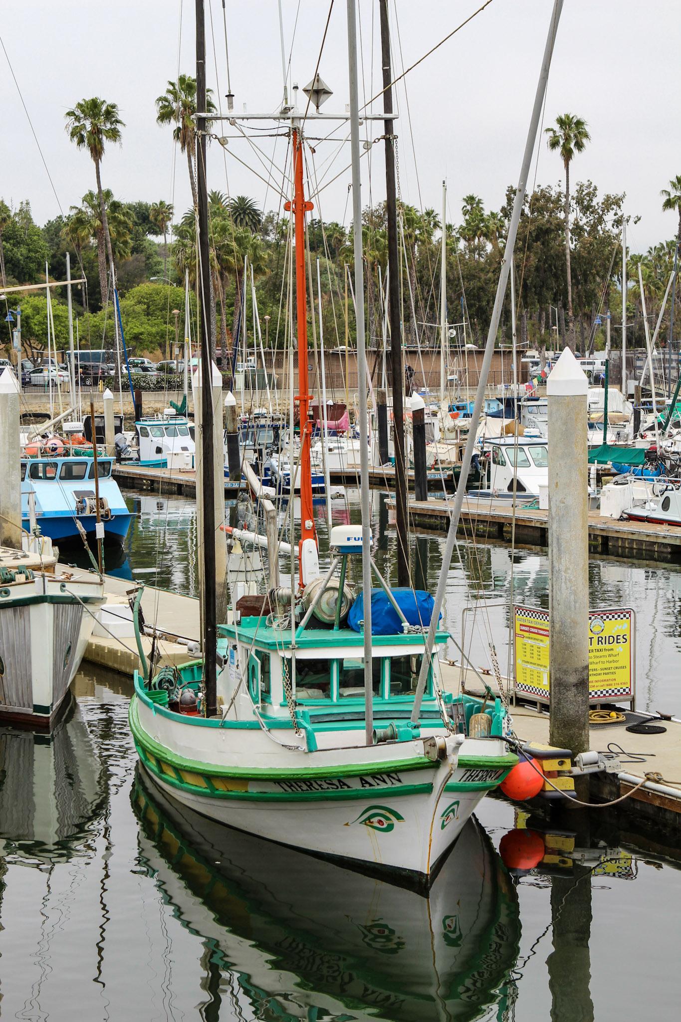 A Long Weekend in Santa Barbara   Freckled Italian